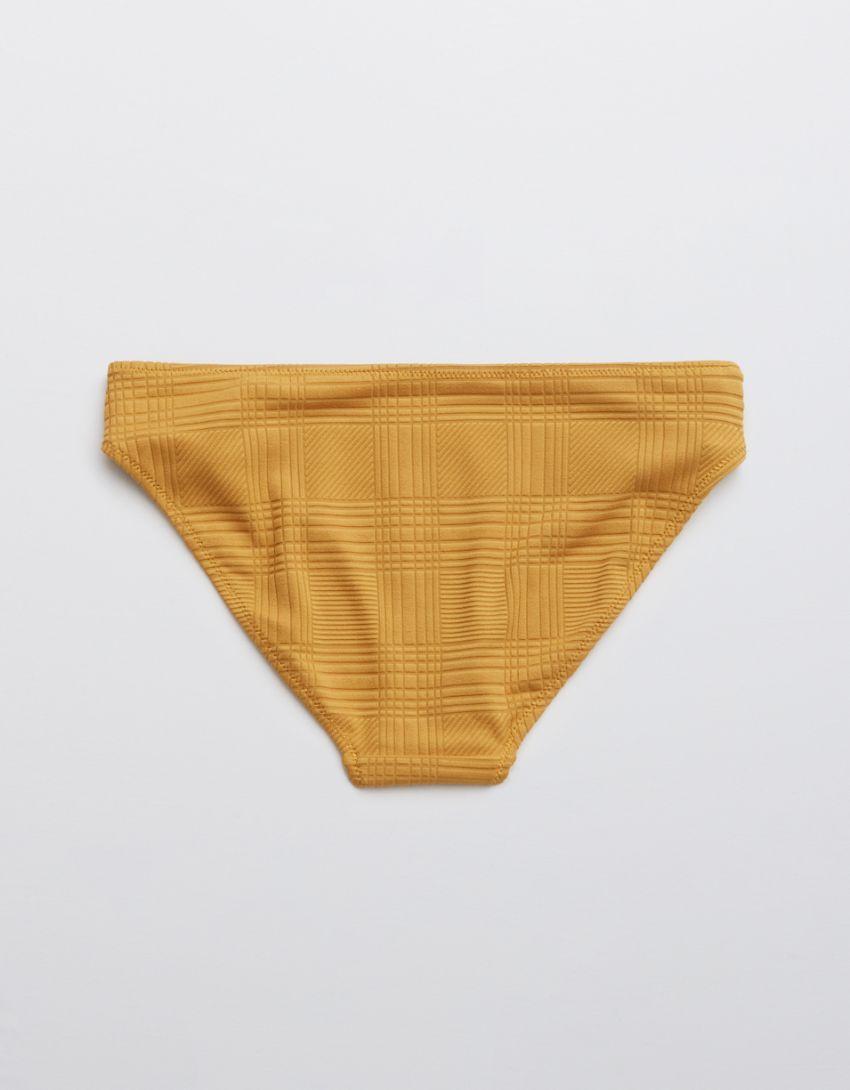 Aerie Jacquard Bikini Bottom