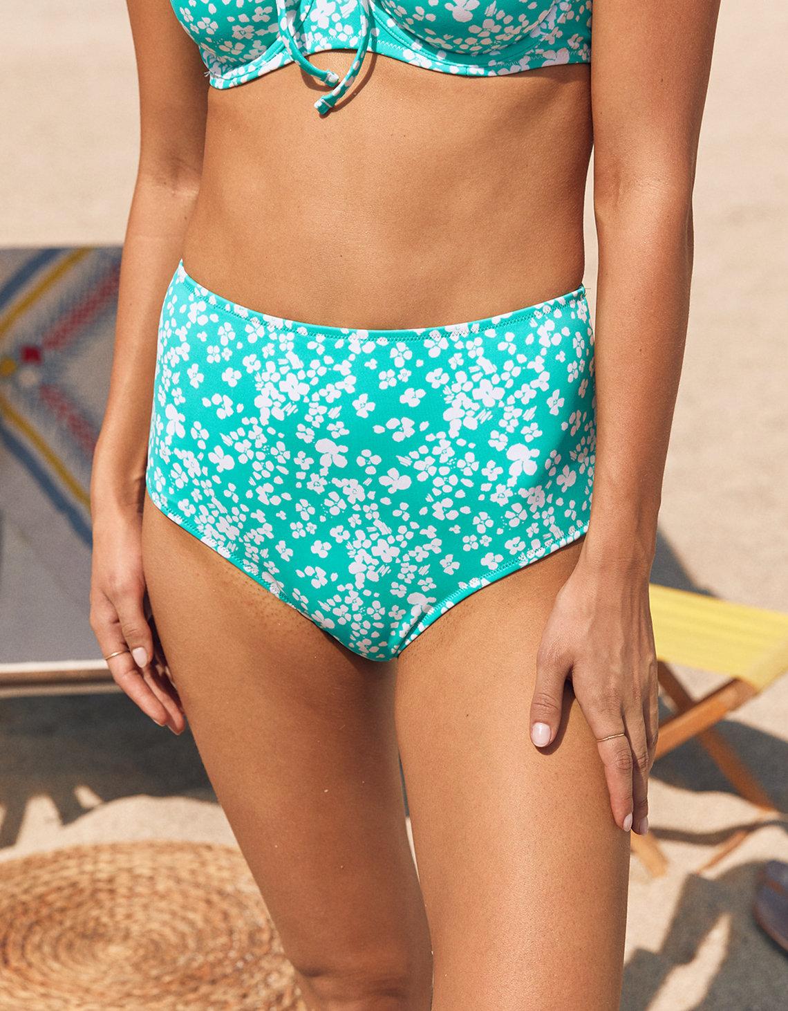 cb0039db8faec Aerie High Waisted Cheeky Bikini Bottom. Placeholder image. Product Image