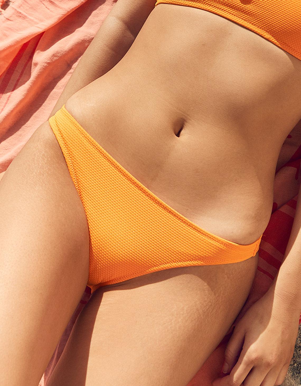 b7017dffcb8 Aerie Pique Cheeky Bikini Bottom