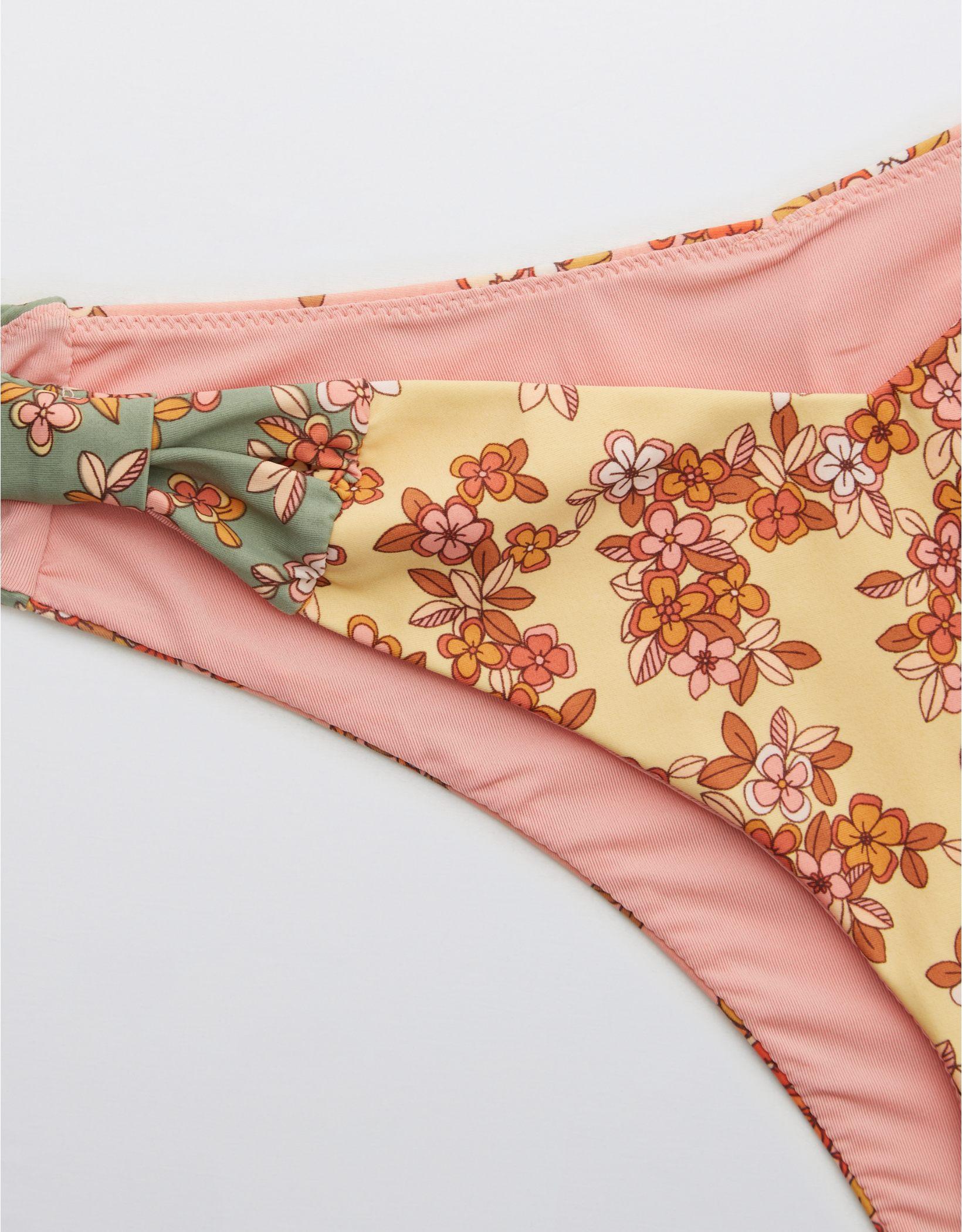 Aerie Bow Cheekiest Bikini Bottom