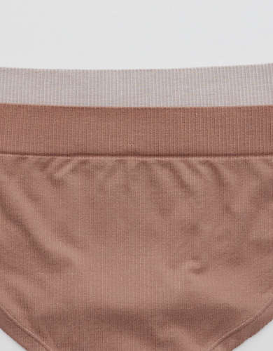 Aerie Ribbed Seamless Boybrief Underwear 2-Pack