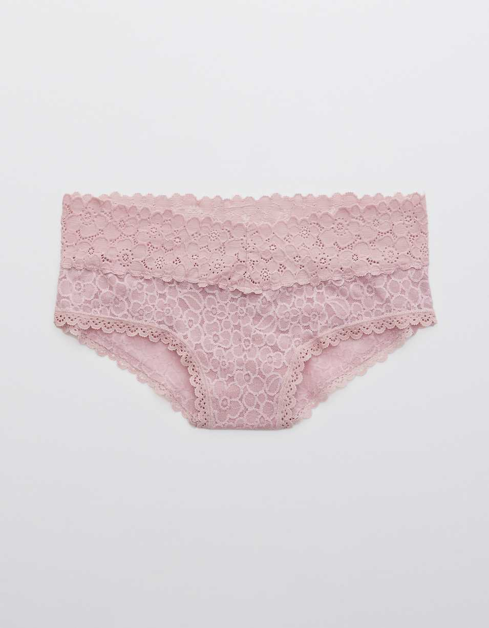 Aerie Real Good Lace Cheeky Underwear