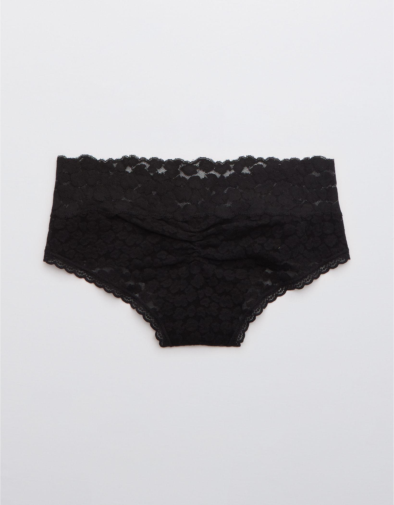 Aerie Animal Lace Cheeky Underwear