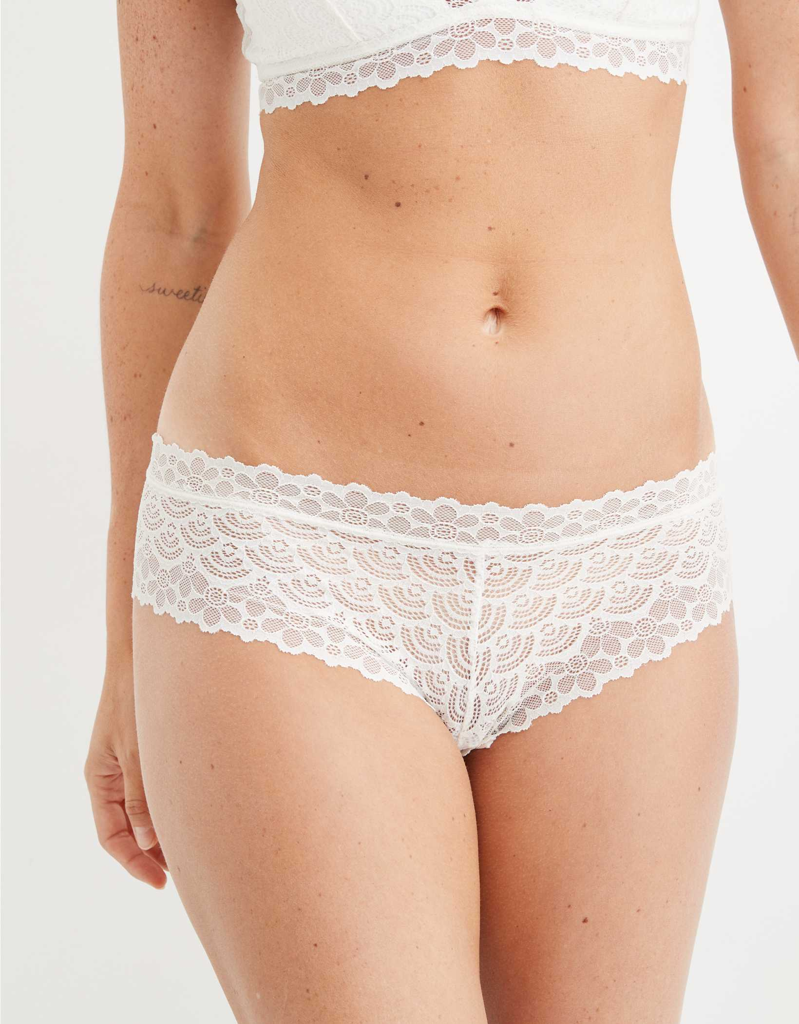 Aerie Free-To-Be Lace Cheeky Underwear