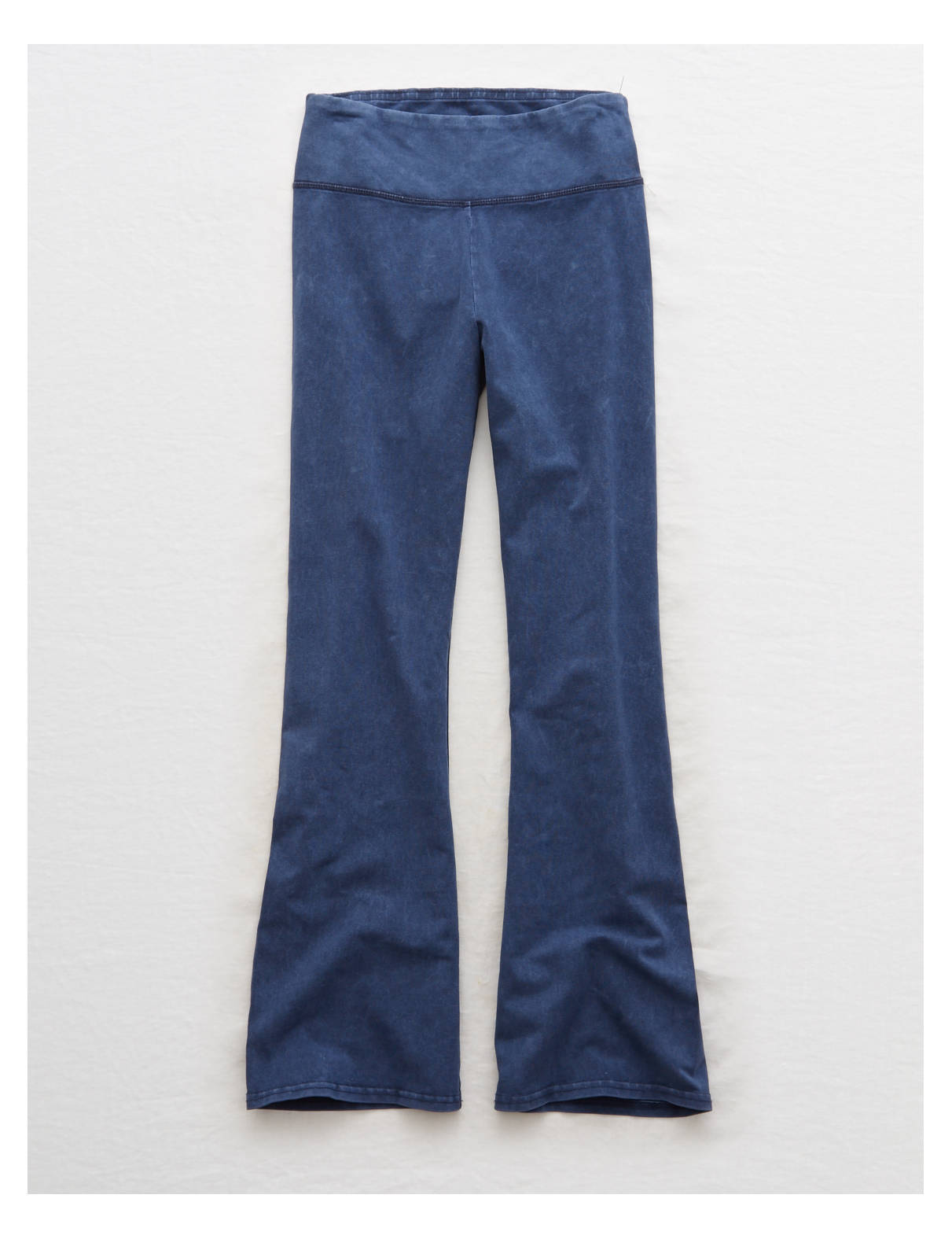 Display product reviews for Aerie CHILL Cropped Kick Flare Pant
