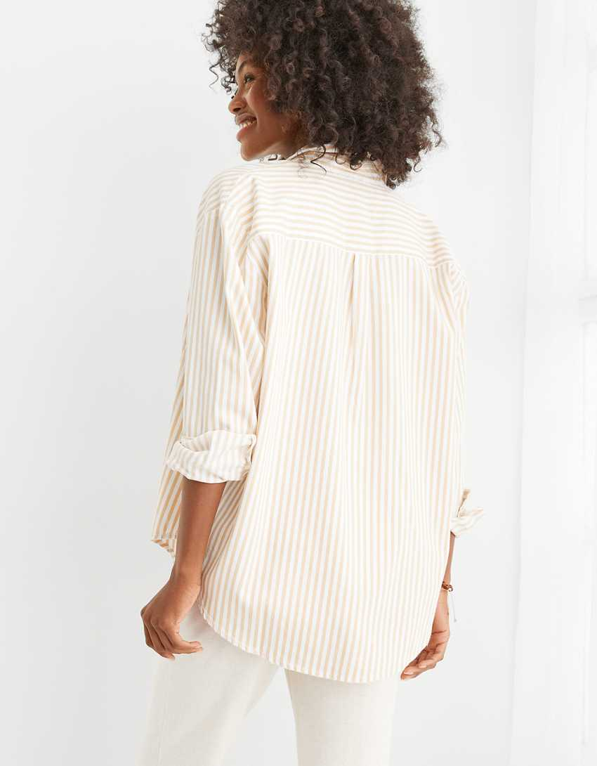 Aerie Anytime Fave Shirt