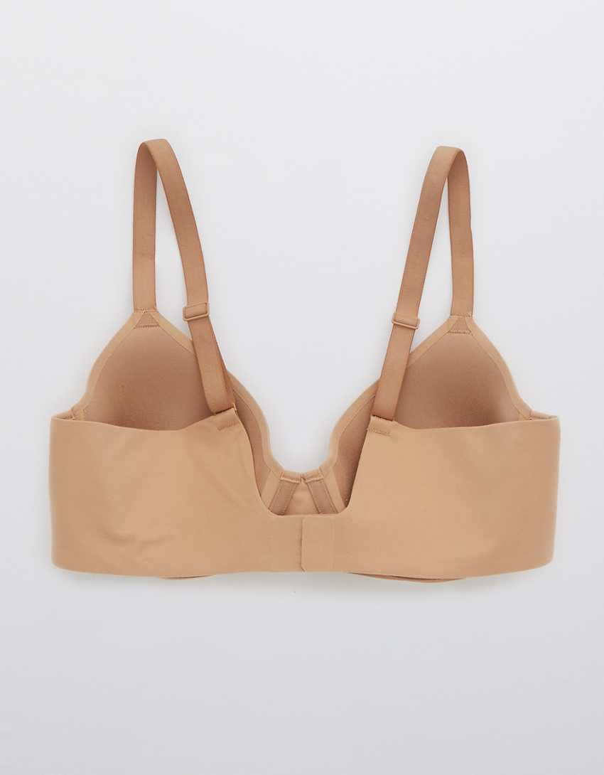 Aerie Real Free Full Coverage Lightly Lined Bra