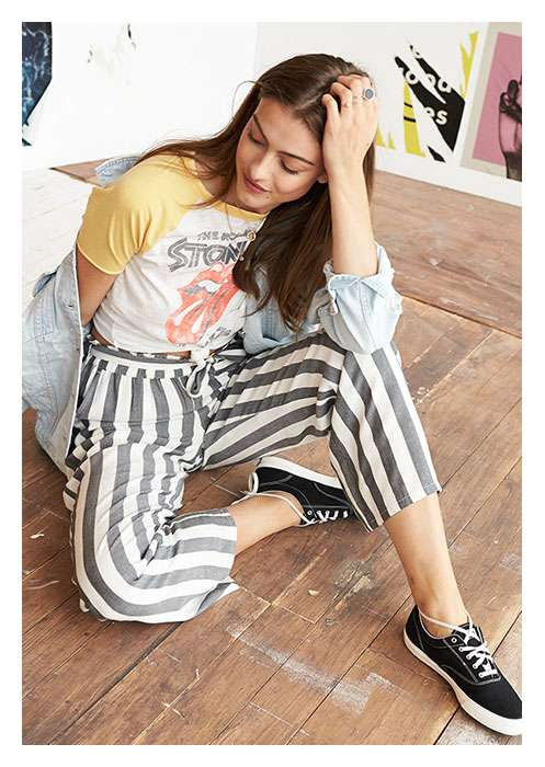 Stripe Pants Image