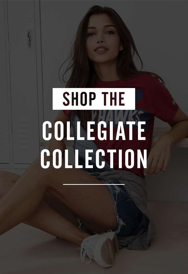 Shop the Collegiate Collection