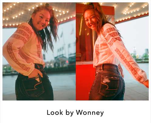 Look by Wonney