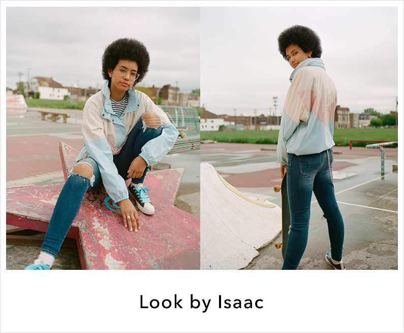 Look by Isaac
