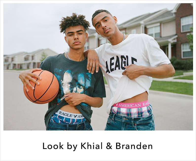 Look by Khial & Branden