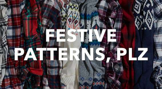 Festive Patterns Please Image