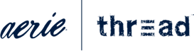 Aerie and Thread Logo