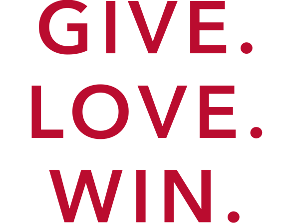 GIVE LOVE WIN