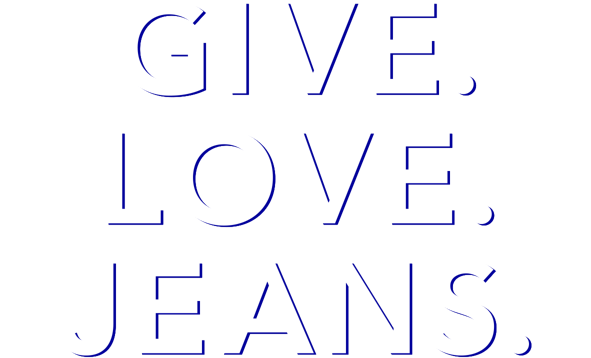 GIVE LOVE JEANS