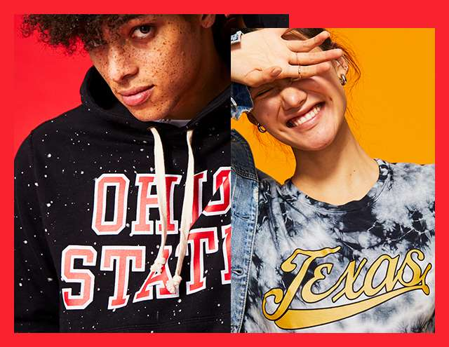 1cae896d7860 College Apparel and Gear
