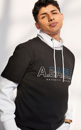 Casual Shirts For Men Hoodies T Shirts More American Eagle