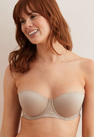 4c89675f46cf7 Lightly Lined Bras with Natural Gentle Shaping