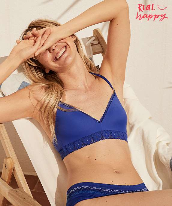 Aerie Real Happy Bras
