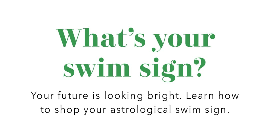 91ce31d0097 aerie - ✨ Cosmic swim shopping advice! Find YOUR suit