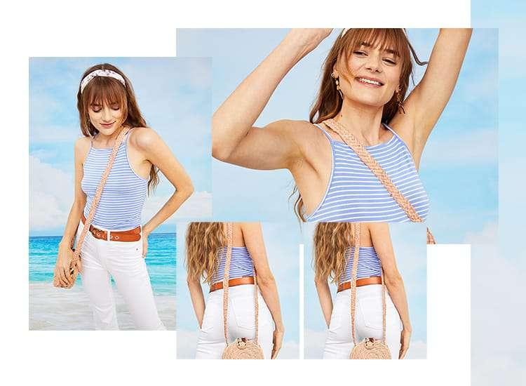 0971168fb2d79 Basic Shirts   Tops for Women