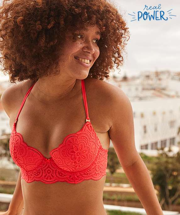 Aerie Real Power Bras