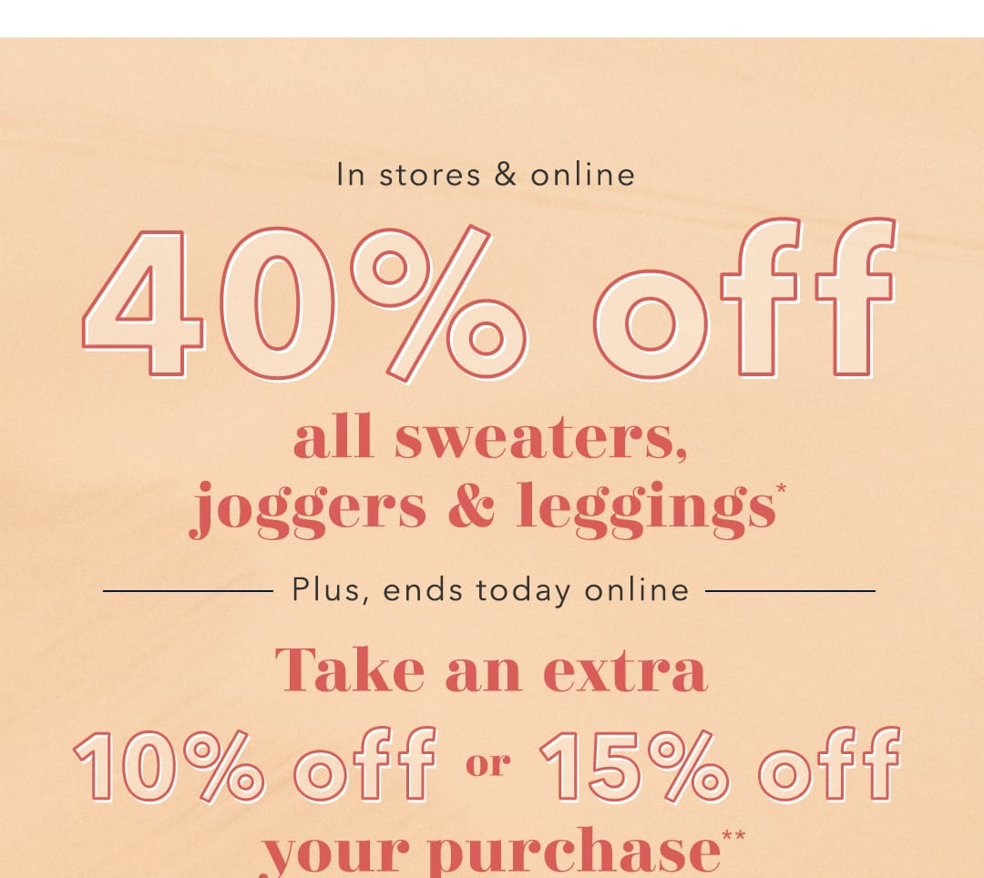 aerie - Last chance to claim your mystery offer!