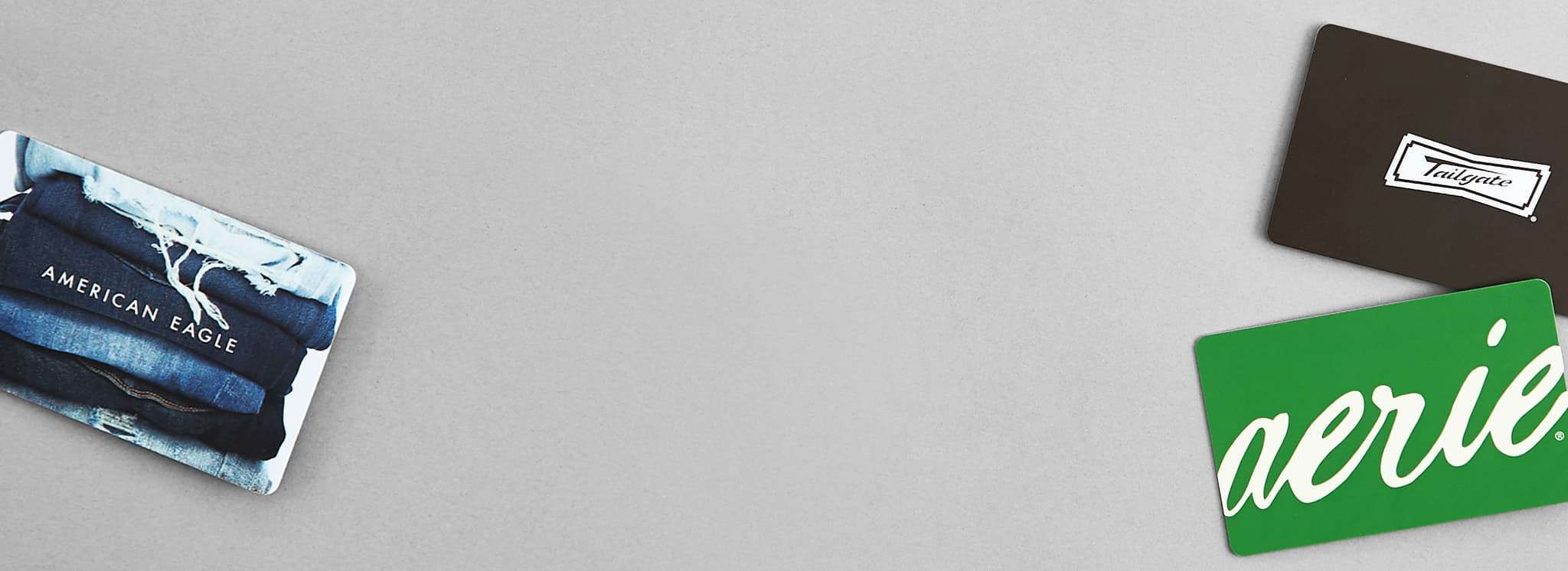 grey giftcard background