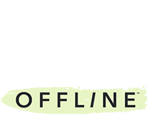 offline by aerie