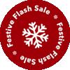 festive flash sale