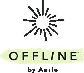 offline by aerie logo