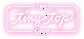 the tiny top shop