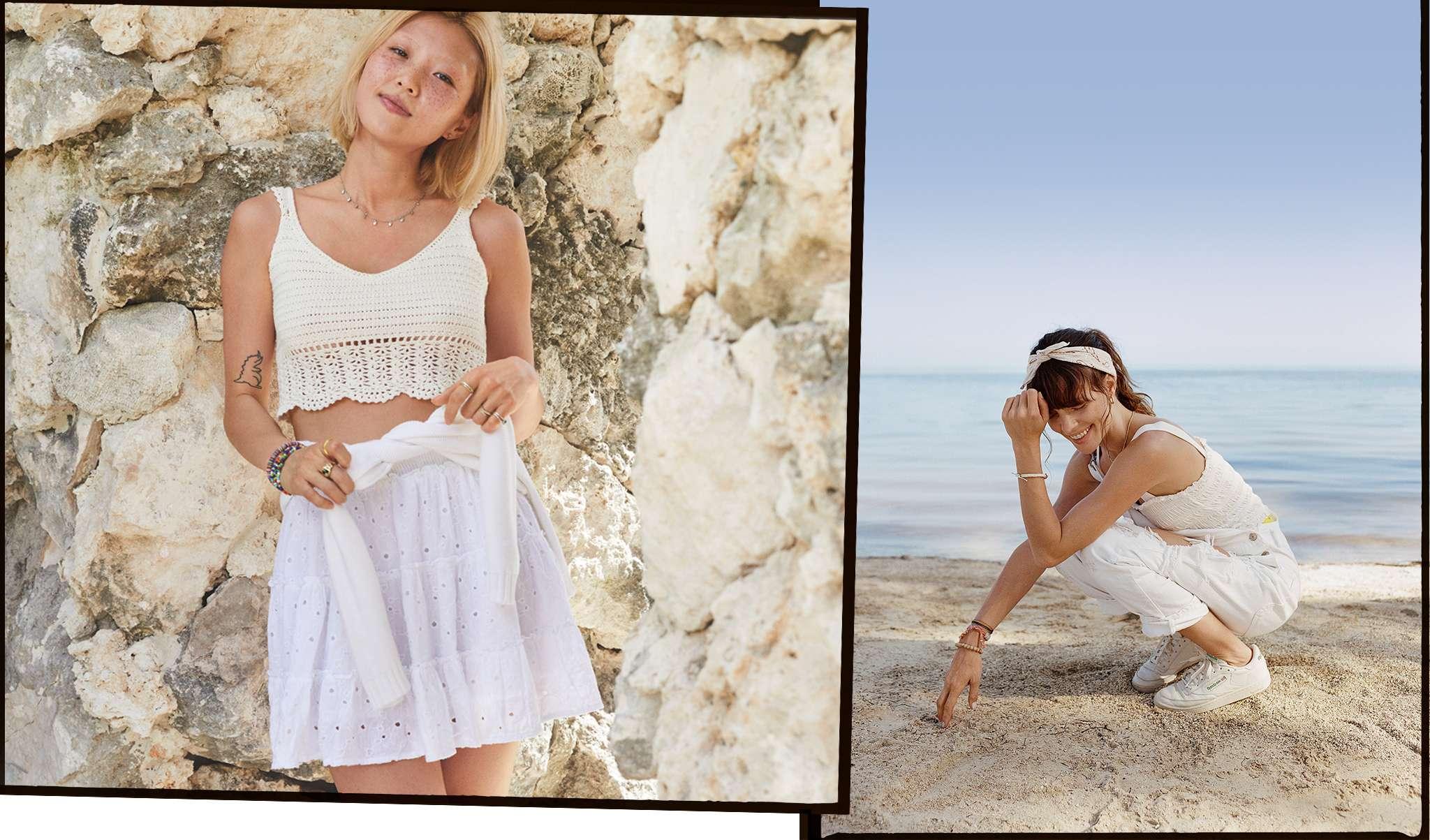 summer whites trend