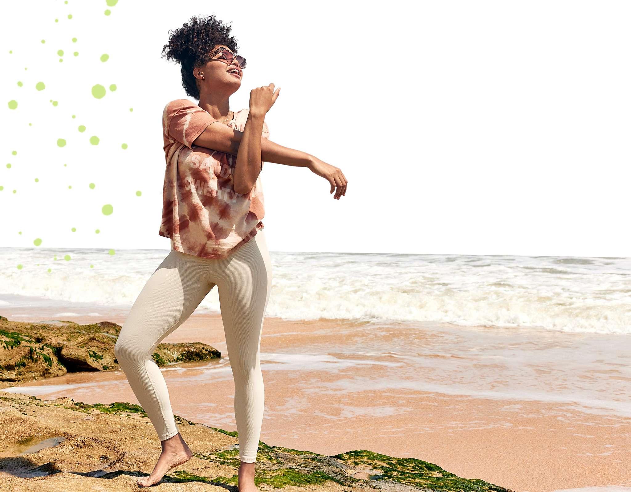 offline leggings & sports bras