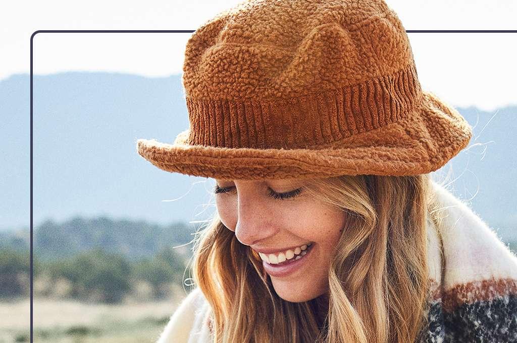 aerie sherpa hat
