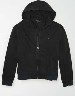 AE Hooded Workwear Jacket