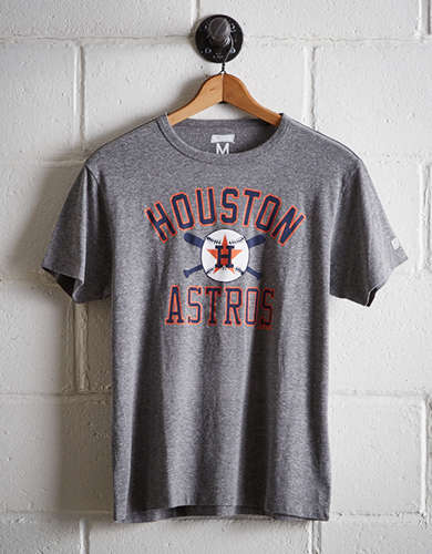 Tailgate Men's Houston Astros T-Shirt - Free Returns