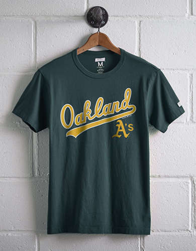 Tailgate Men's Oakland A's T-Shirt - Free Returns