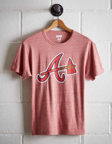 Tailgate Men's Atlanta Braves T-Shirt - Free Returns