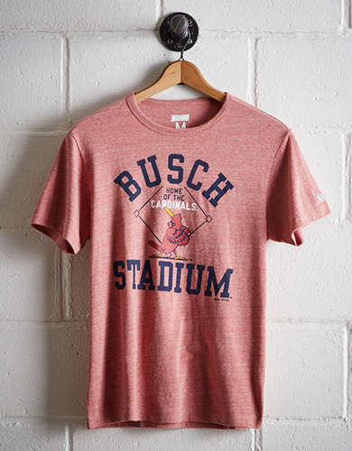 Tailgate Men's St. Louis Cardinals T-Shirt - Free Returns