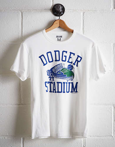 Tailgate Men's Los Angeles Dodger Stadium T-Shirt - Free Returns