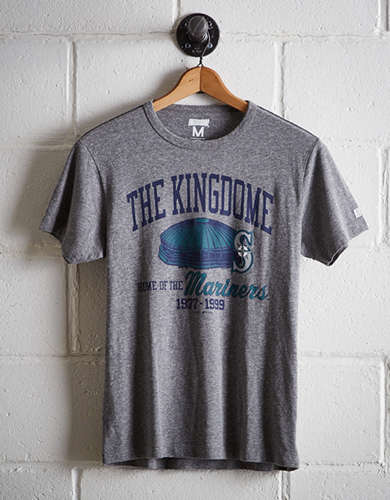 Tailgate Men's Seattle Kingdome T-Shirt - Free Returns