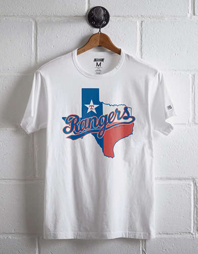 Tailgate Men's Texas Rangers T-Shirt - Free Returns