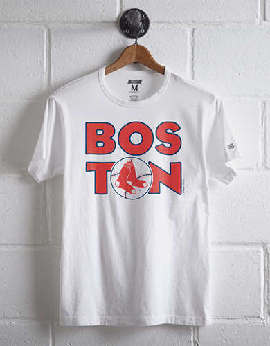 Tailgate Men's Boston Red Sox T-Shirt - Free Returns