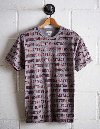 Tailgate Men's Houston All-Over Graphic Tee - Free Returns