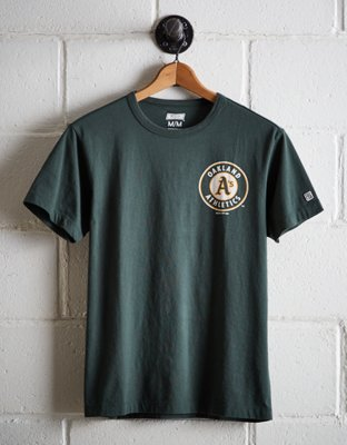 Tailgate Men's Oakland Athletics Graphic T Shirt by American Eagle Outfitters