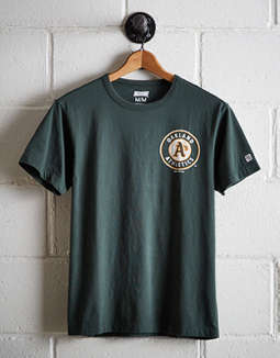 Tailgate Men's Oakland Athletics Graphic T-Shirt