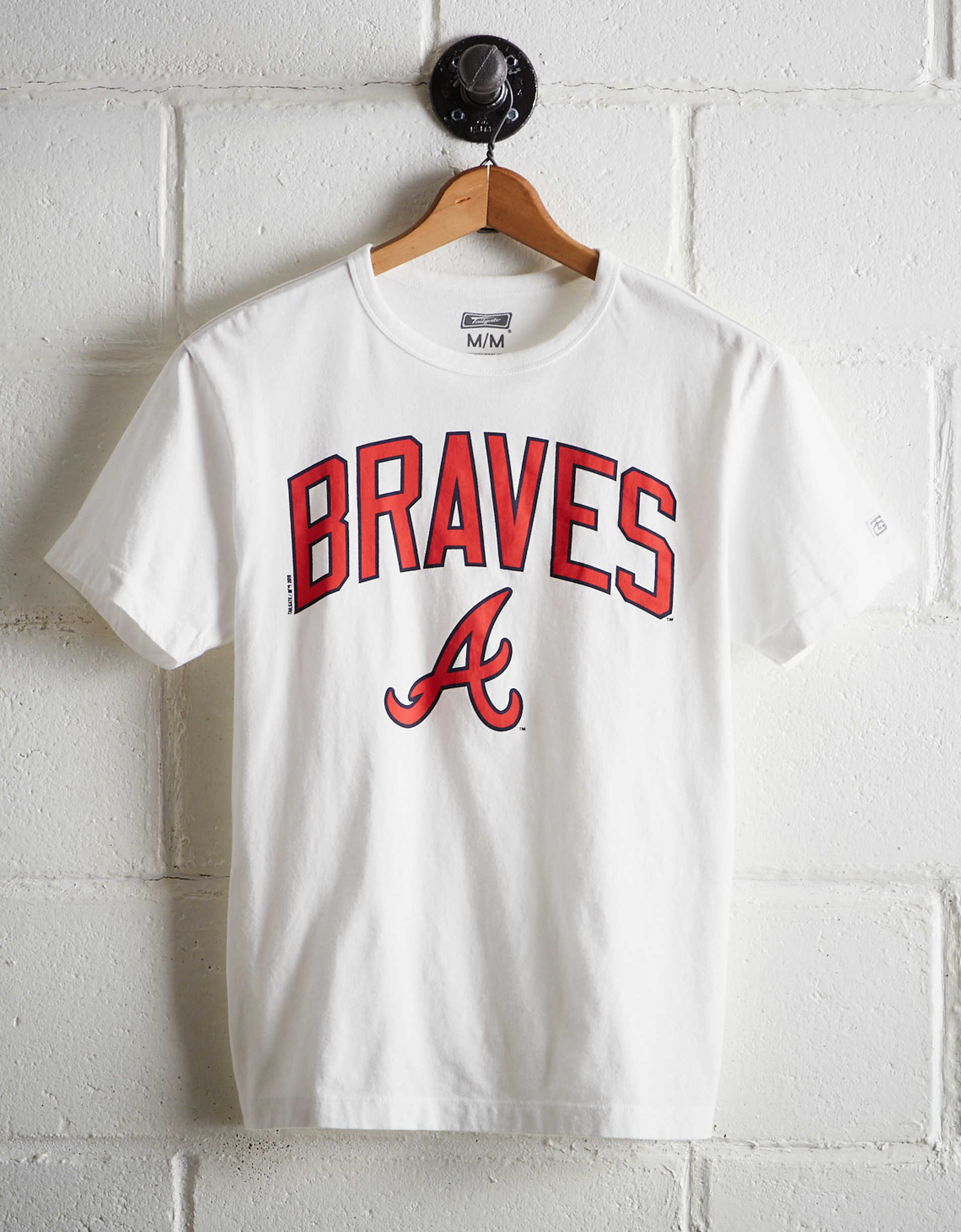 Tailgate Men's Atlanta Braves T-Shirt