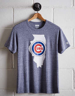 Tailgate Men's Chicago Cubs T-Shirt